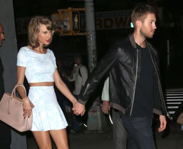Calvin Harris y Taylor Swift