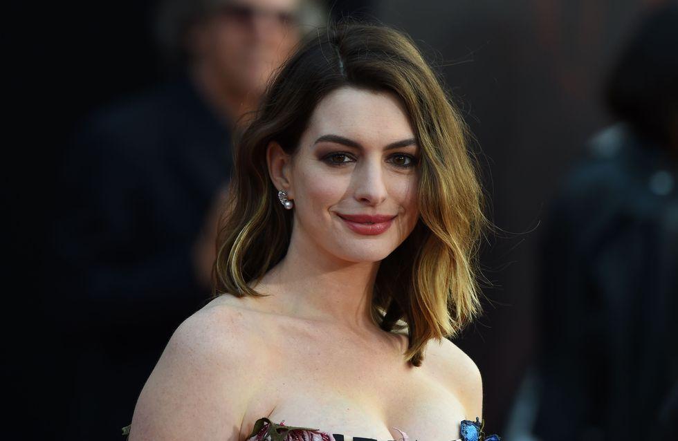 La femme de la semaine : Anne Hathaway, nouvelle ambassadrice de l'ONU