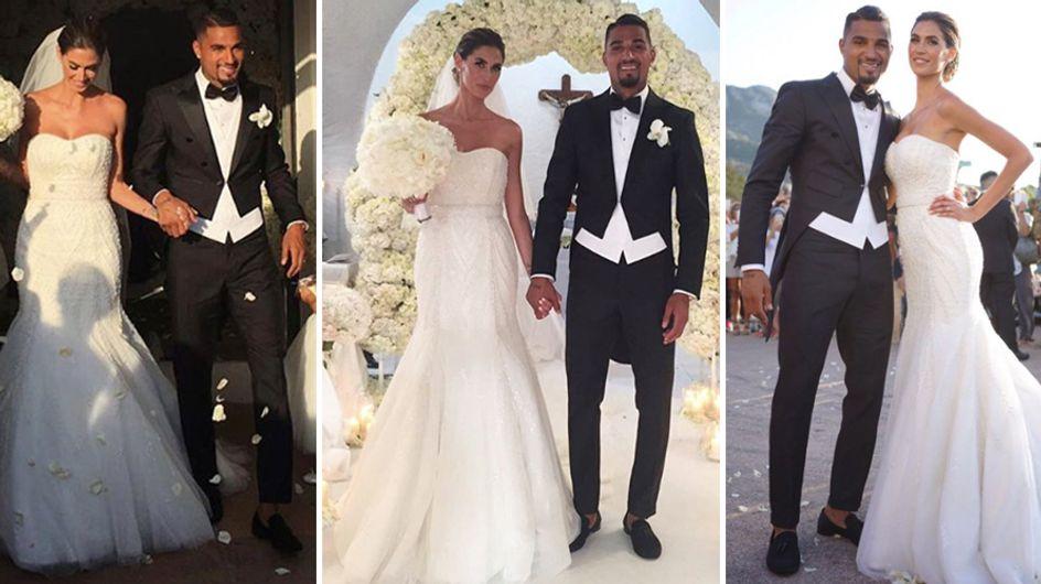 Melissa Satta e Boateng sposi: i preparativi, le nozze e le invitate