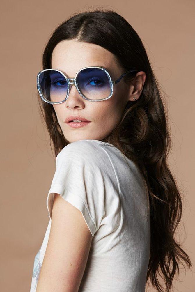Des lunettes de couleur