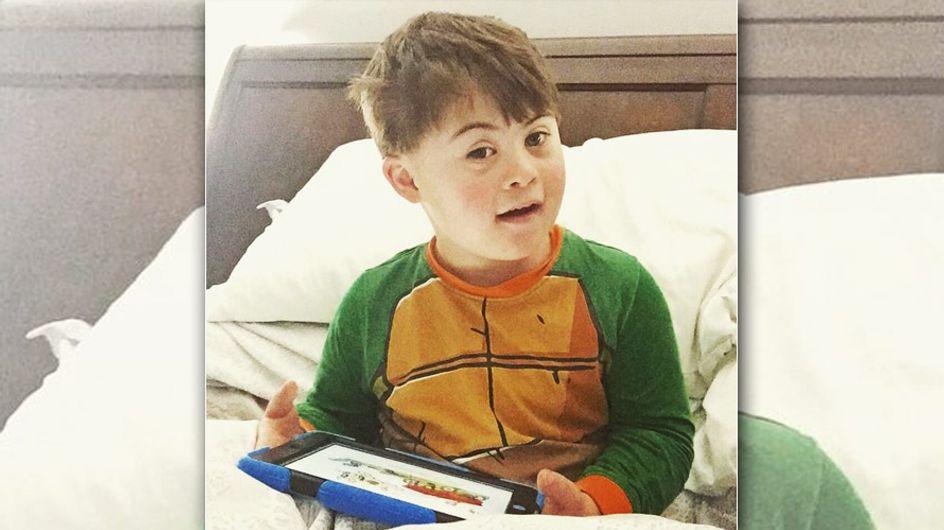 """""""Er wurde nicht eingeladen, weil er das Downsyndrom hat"""" - der offene Brief einer Mutter rüttelt auf"""