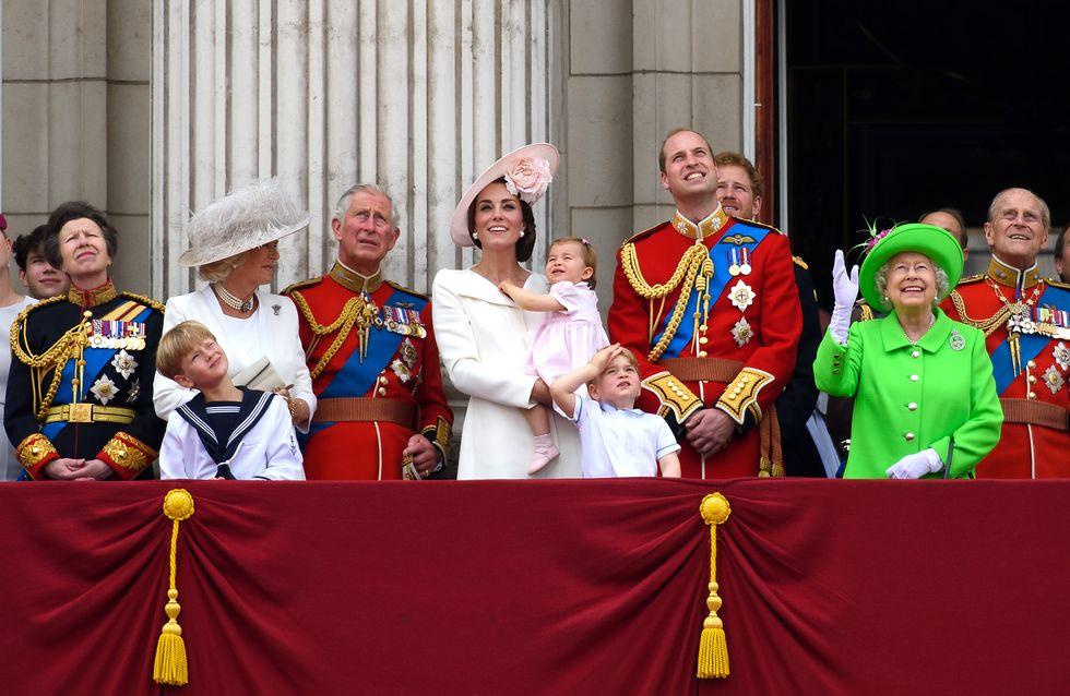 Une nouvelle hystérie autour des vêtements de la princesse Charlotte