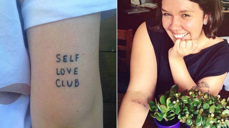 Diese Frauen haben sich noch nie getroffen - warum also tragen sie alle das gleiche Tattoo?