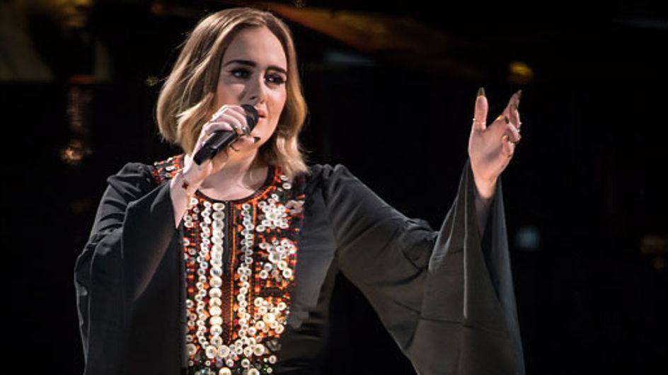 8 Times Adele Totally Slayed Glastonbury 2016