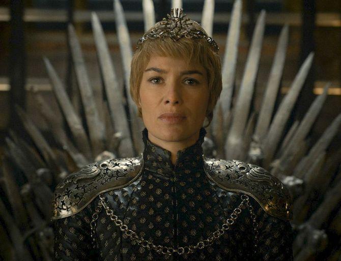 Cersei Lannister, le final de la saison 6 de Game of Thrones