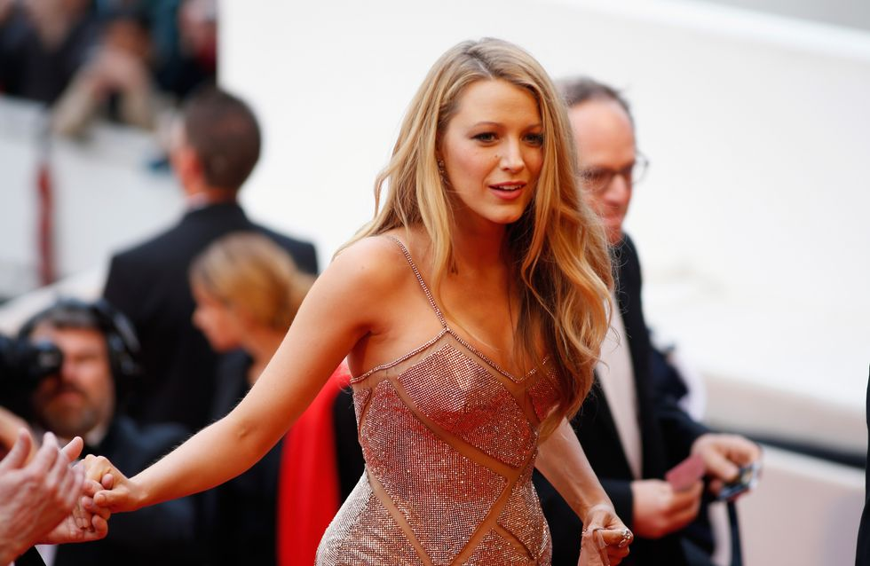 Quand Blake Lively se compare à la Belle... puis à la Bête (Photo)