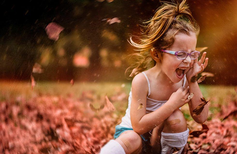 Em belo e inusitado ensaio, fotógrafa registra infância das filhas e ajuda a empoderar mulheres