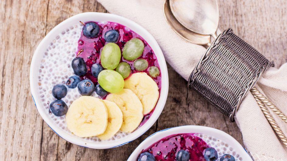 25 imágenes de yogures apetecibles que te harán la boca agua