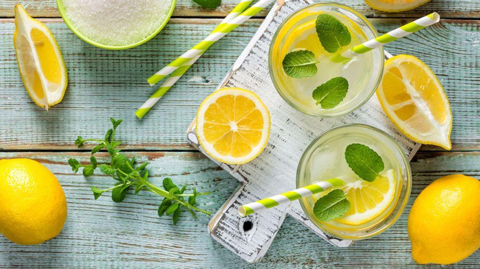 6 razones por las que debes beber un vaso de agua con limón al día