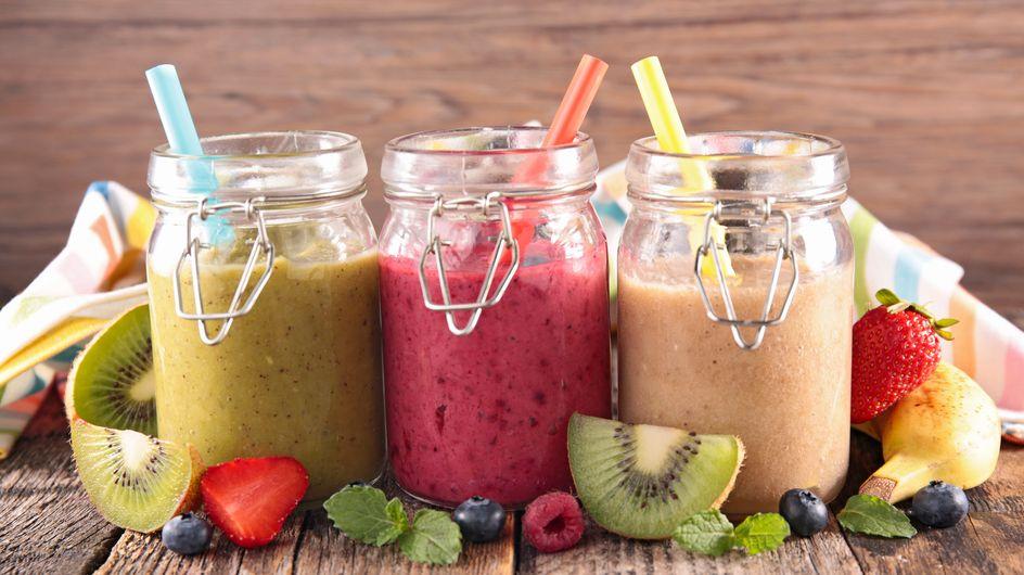 3 ideas de smoothies ligeros perfectos para combatir el calor