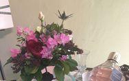 ¡Flowerbomb! El paso a paso para hacer un arreglo floral