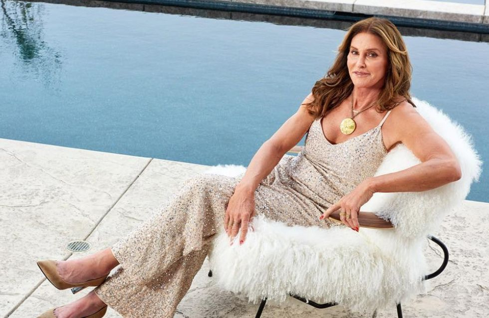 Quarante ans plus tard, Caitlyn Jenner pose à nouveau en couverture de Sports Illustrated (Photos)