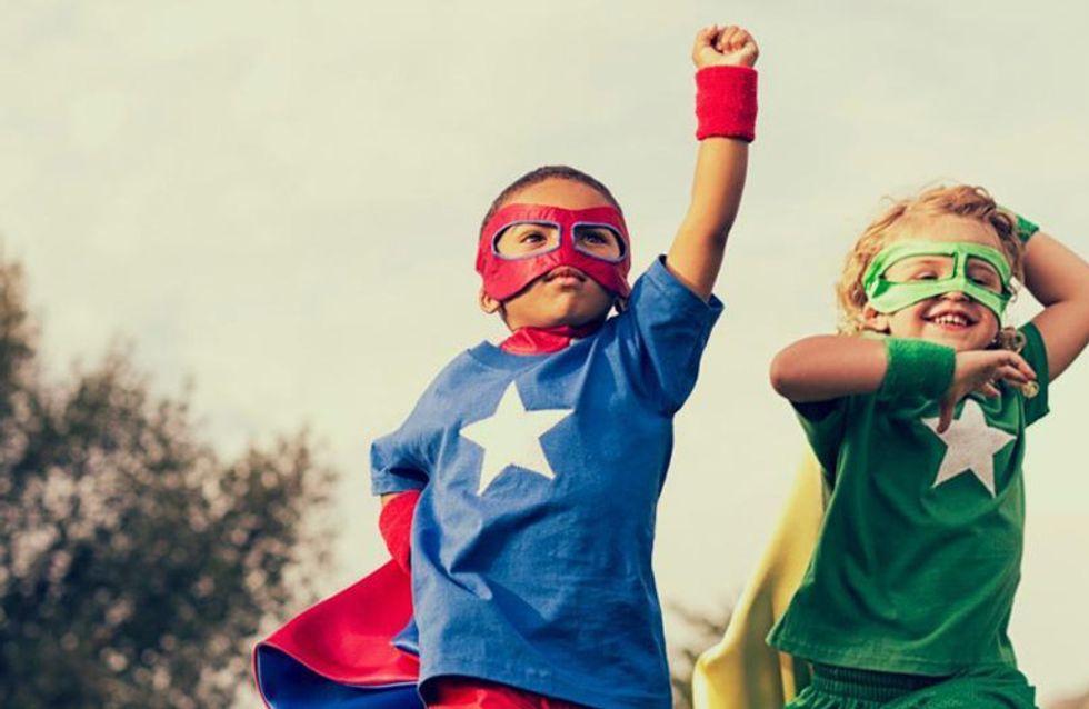 Test: ¿qué superpoder tendría tu hijo?