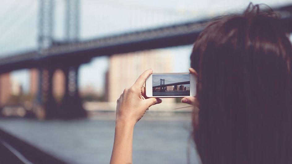 Os 20 destinos mais compartilhados do Instagram