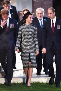 Kate Middleton le 30 juin 2016