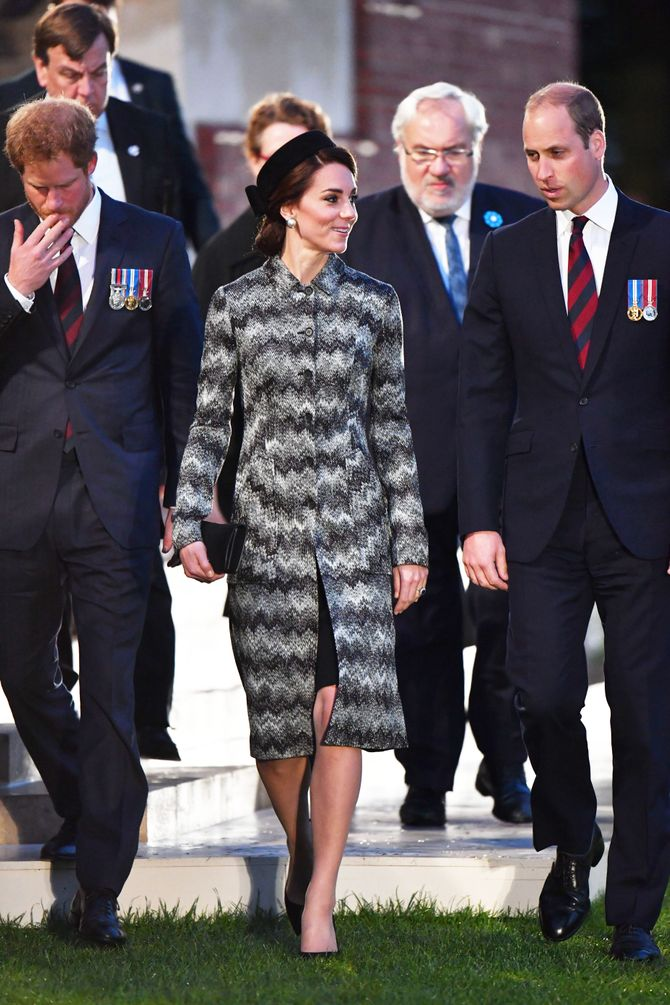Kate Middleton le 30 juin 2016