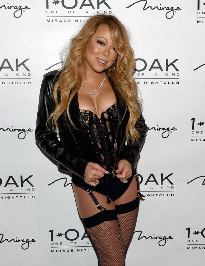 Mariah Carey le 26 juin 2016 à Las Vegas