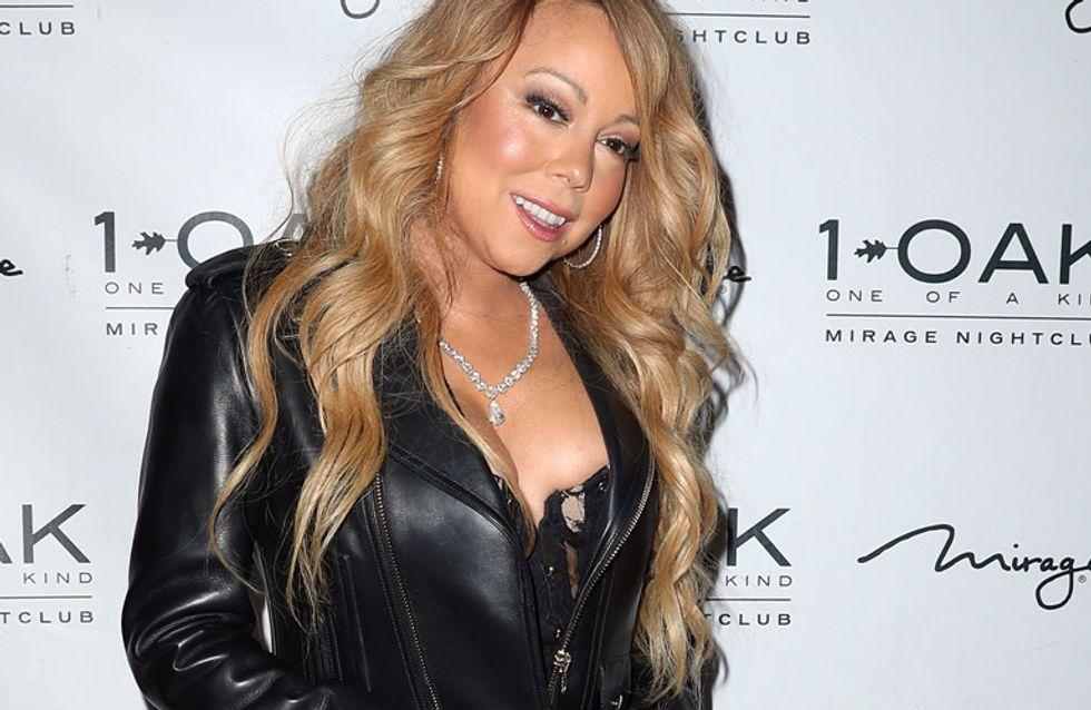 El destape de Mariah Carey, peor look de la semana
