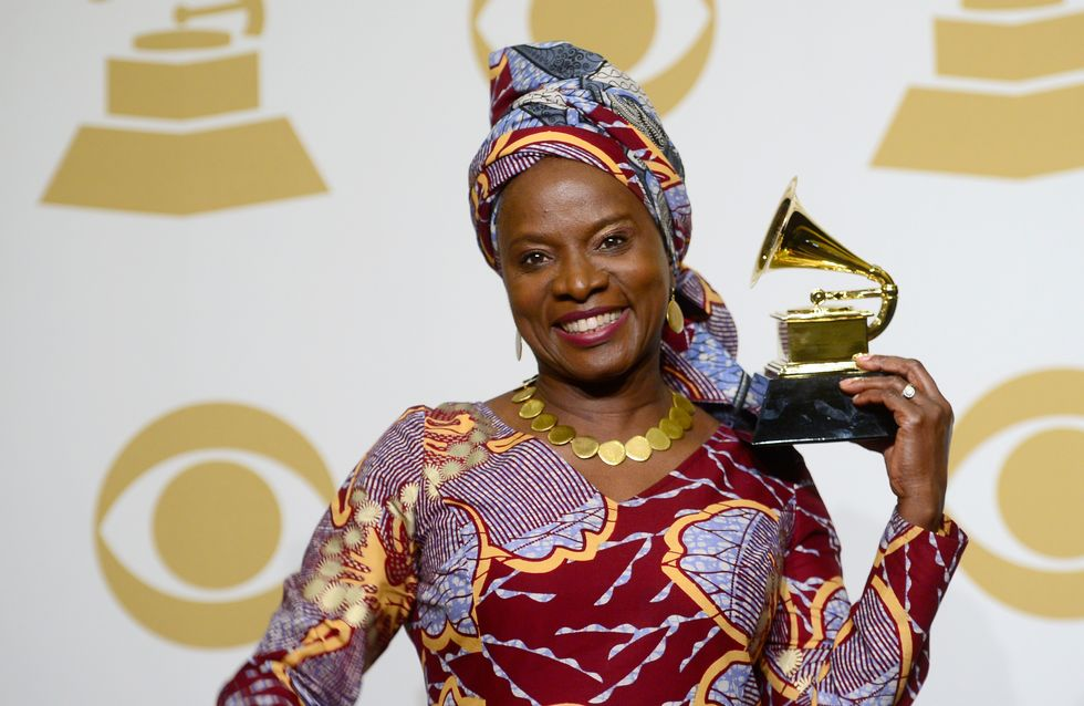La femme de la semaine : Angélique Kidjo et son plaidoyer contre les mariages précoces en Afrique