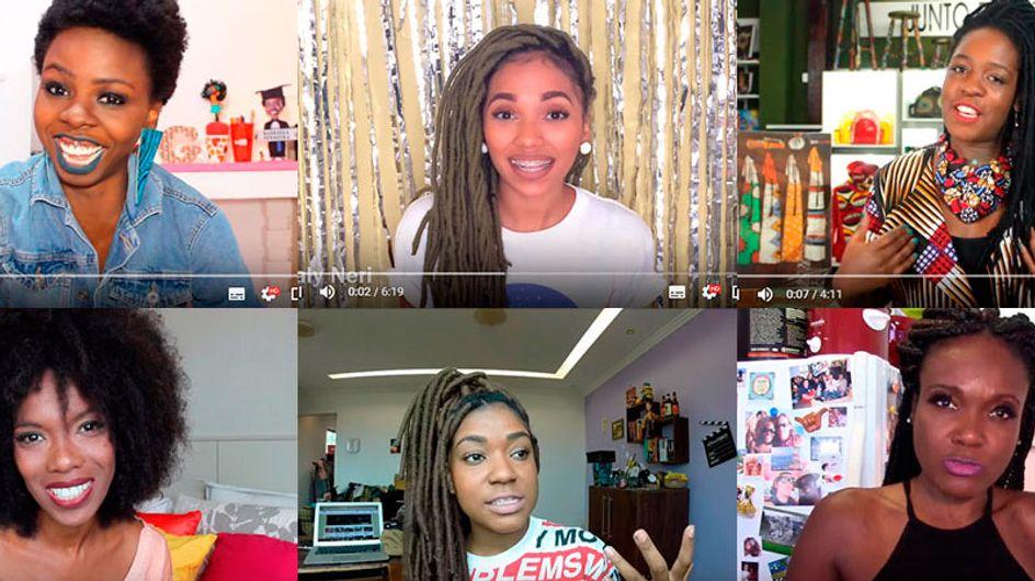 10 youtubers negras empoderadas