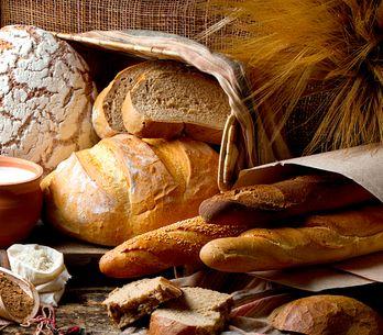 ¿Sabes cuántas calorías tiene cada tipo de pan?