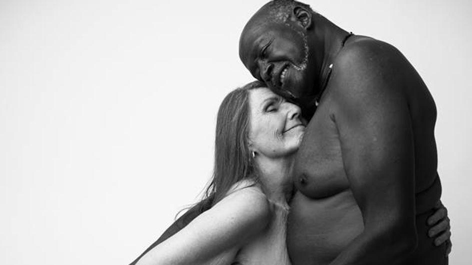 Schönheit kennt kein Alter: Das natürliche Foto dieses Paares bewegt das gesamte Netz