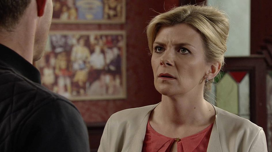 Coronation Street 11/7 - Leanne's delivered a baby bombshell