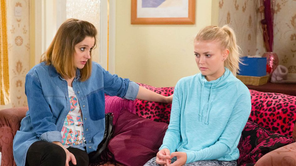 Coronation Street 13/7 - Bethany's caught red handed