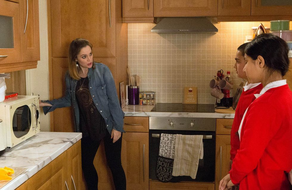 Coronation Street 14/7 - Kylie needs an escape route