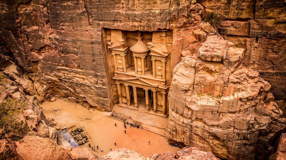 ¡Prepara tu maleta! Las 10 ruinas más fascinantes del mundo