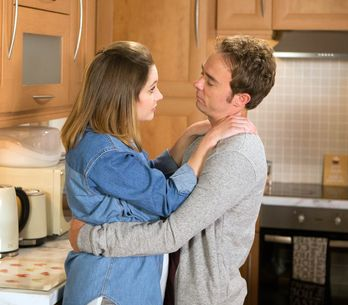 Coronation Street 15/7 - David and Kylie look to the future