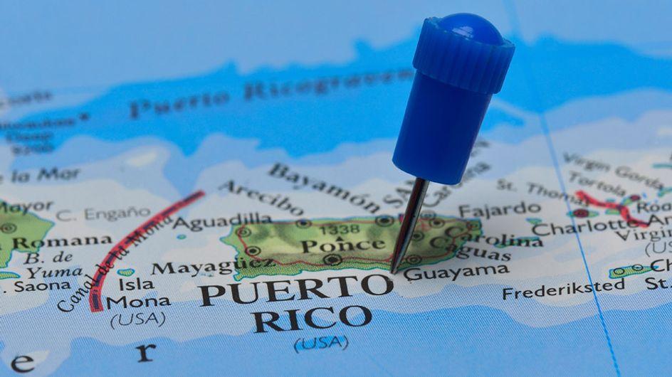 Luna de miel con sabor a piña colada: Puerto Rico