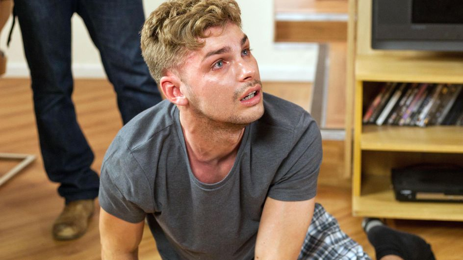 Hollyoaks 14/7 - Ste's withdrawals are getting more painful
