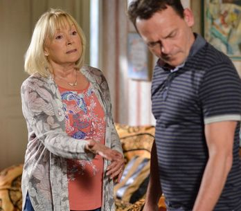 Eastenders 11/7 - Pam is devastated when Billy fails to come to terms with what he saw