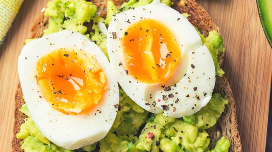 Fitmacher am Morgen! 5 leckere und gesunde Frühstücksideen
