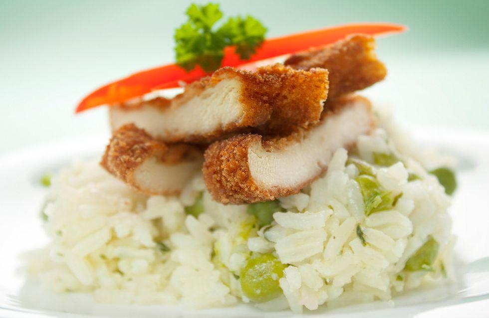 Un risotto de poulet ultra facile pour vaincre sa peur de cuisiner