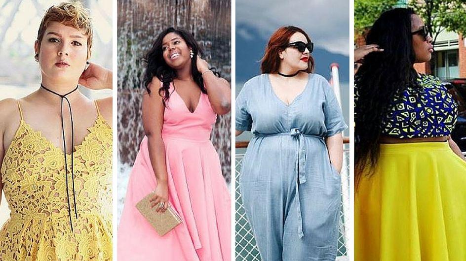 Vous allez adorer les looks d'été de ces blogueuses plus size