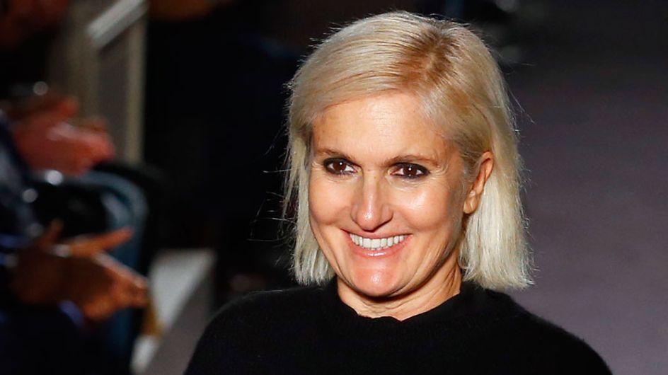 Razones por las que Maria Grazia Chiuri triunfará en Dior