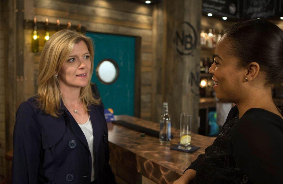 Coronation Street 18/7 - Steph is onto Leanne's secret