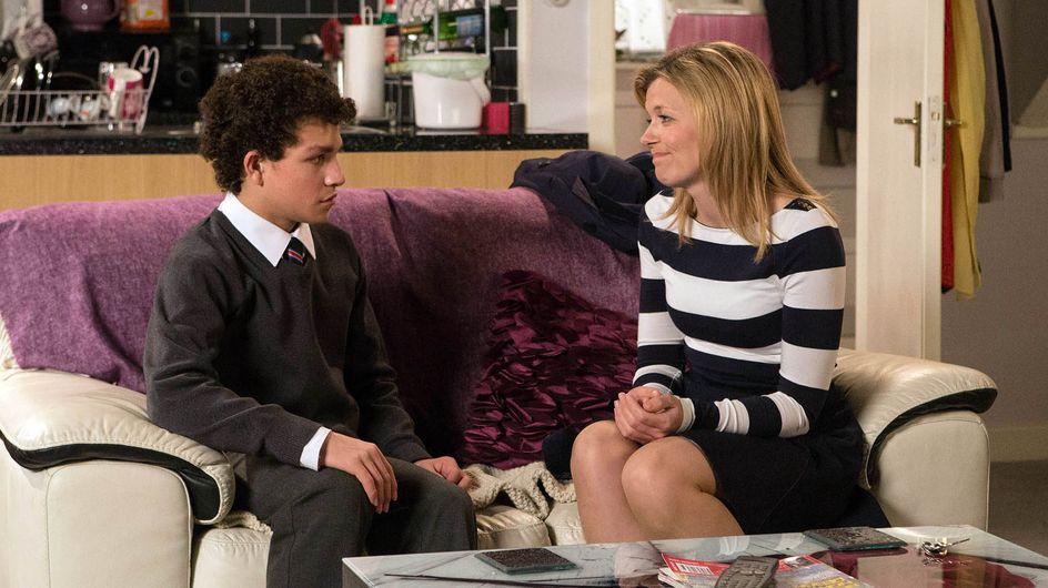 Coronation Street 21/7 - Leanne has something to tell Simon