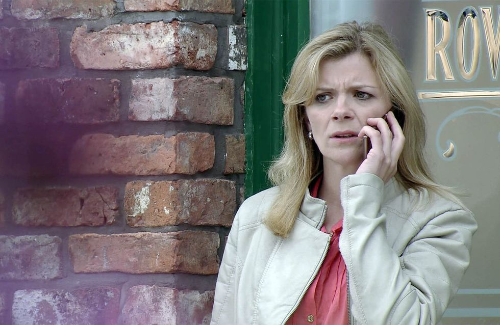 Coronation Street 22/7 - Leanne resolves to confront the baby's father