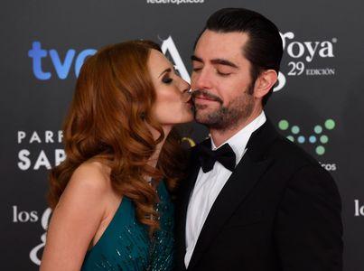 Elena Ballesteros y Dani Mateo