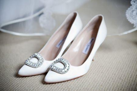 Sapatos de noiva para todos os estilos