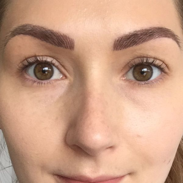 Review We Tried Tested Nano Needle Brows