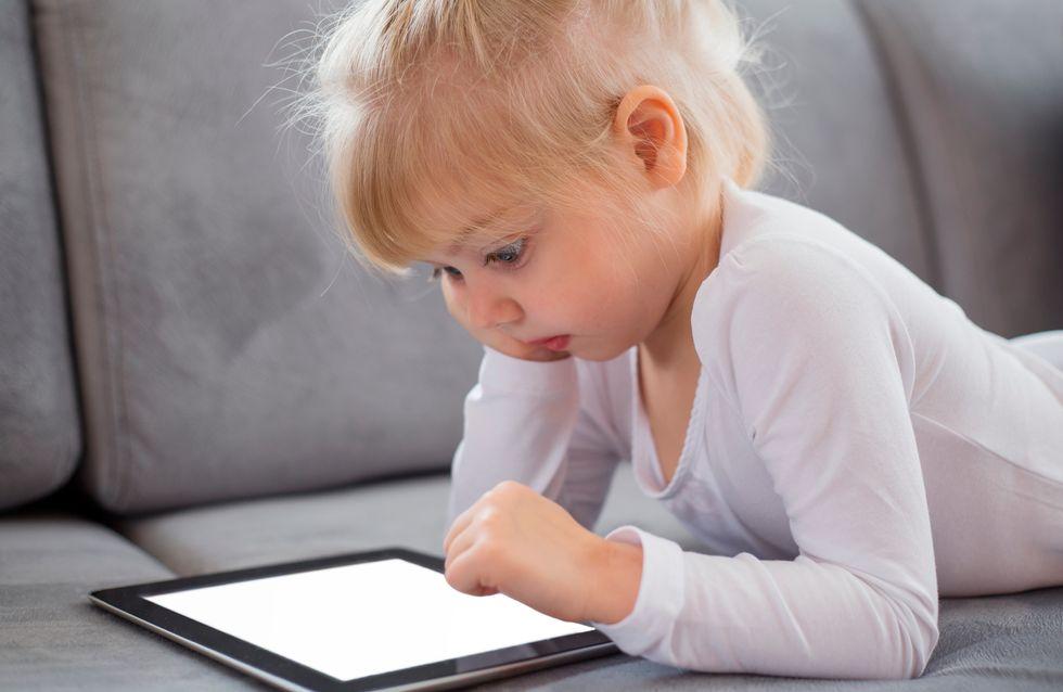 Tablettes, smartphone et autres objets connectés seraient nocifs pour les enfants