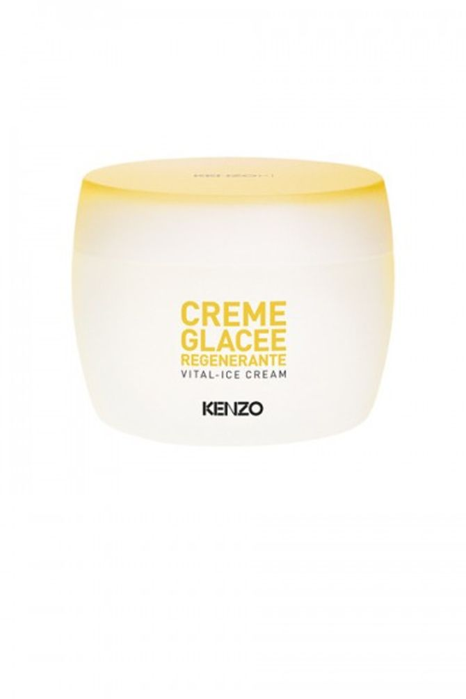 Crème glacée régénératrice, Kenzo - 58,90 €