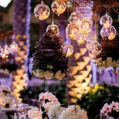 Decoração suspensa: gaiolas, fitas, velas e outras ideias para seu casamento!