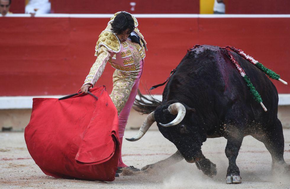 La mort d'un matador applaudie par les internautes