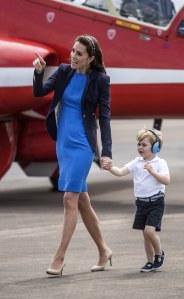 Kate Middleton, le 8 juillet 2016