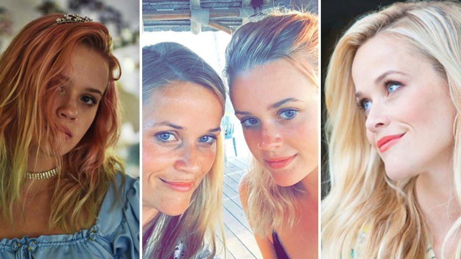 Reese Witherspoon e la figlia, come due gocce d'acqua! Ecco il selfie che sta facendo il giro del web